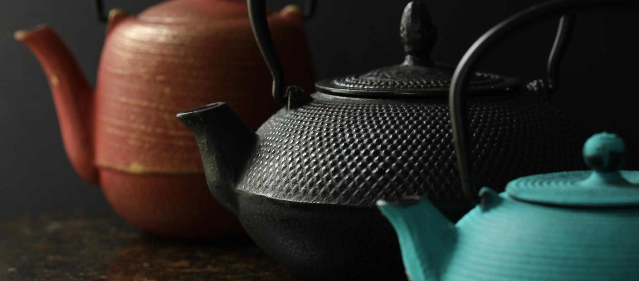 Tea Pots & Presses