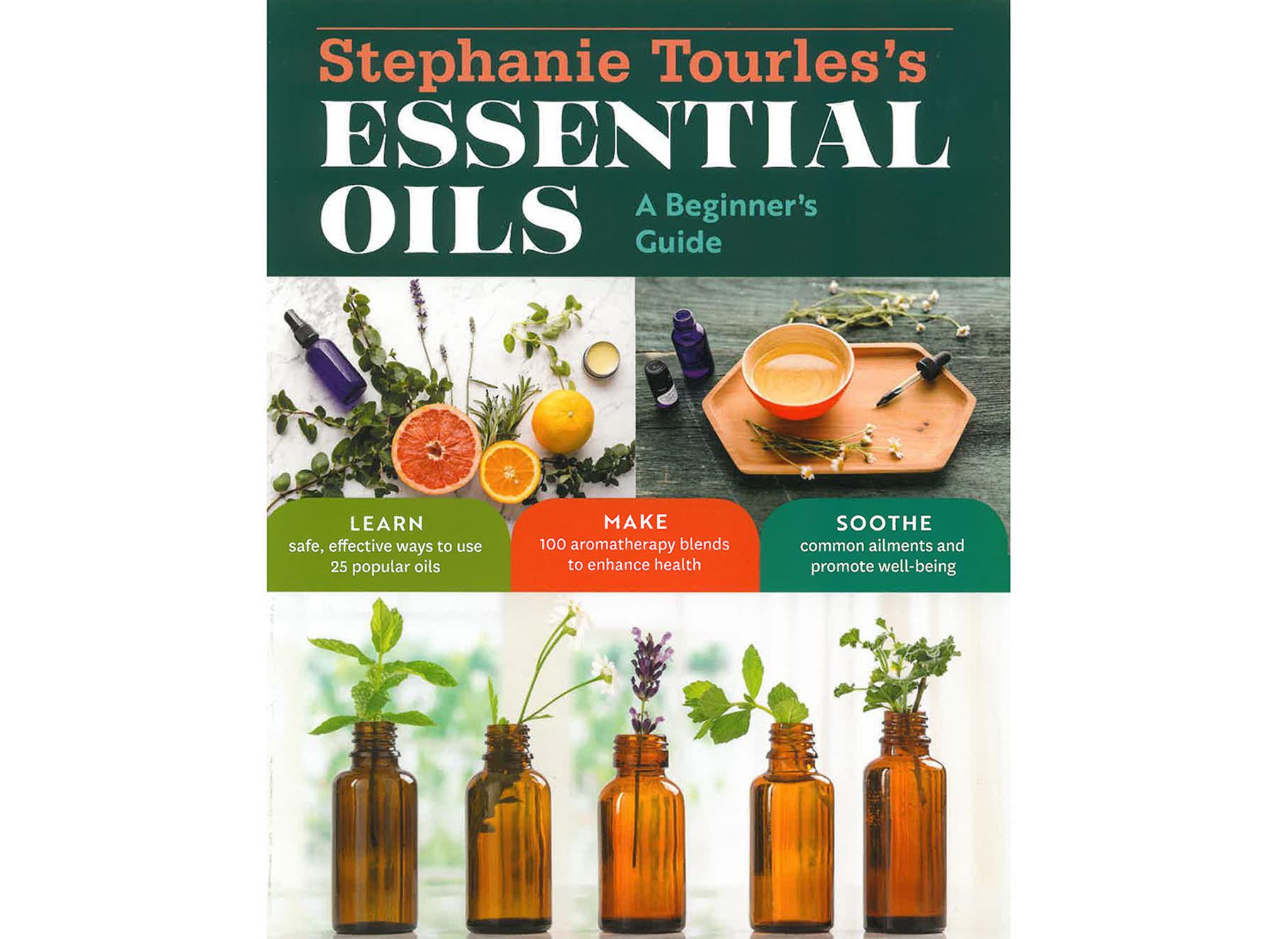 Essential Oils A Beginner's Guide