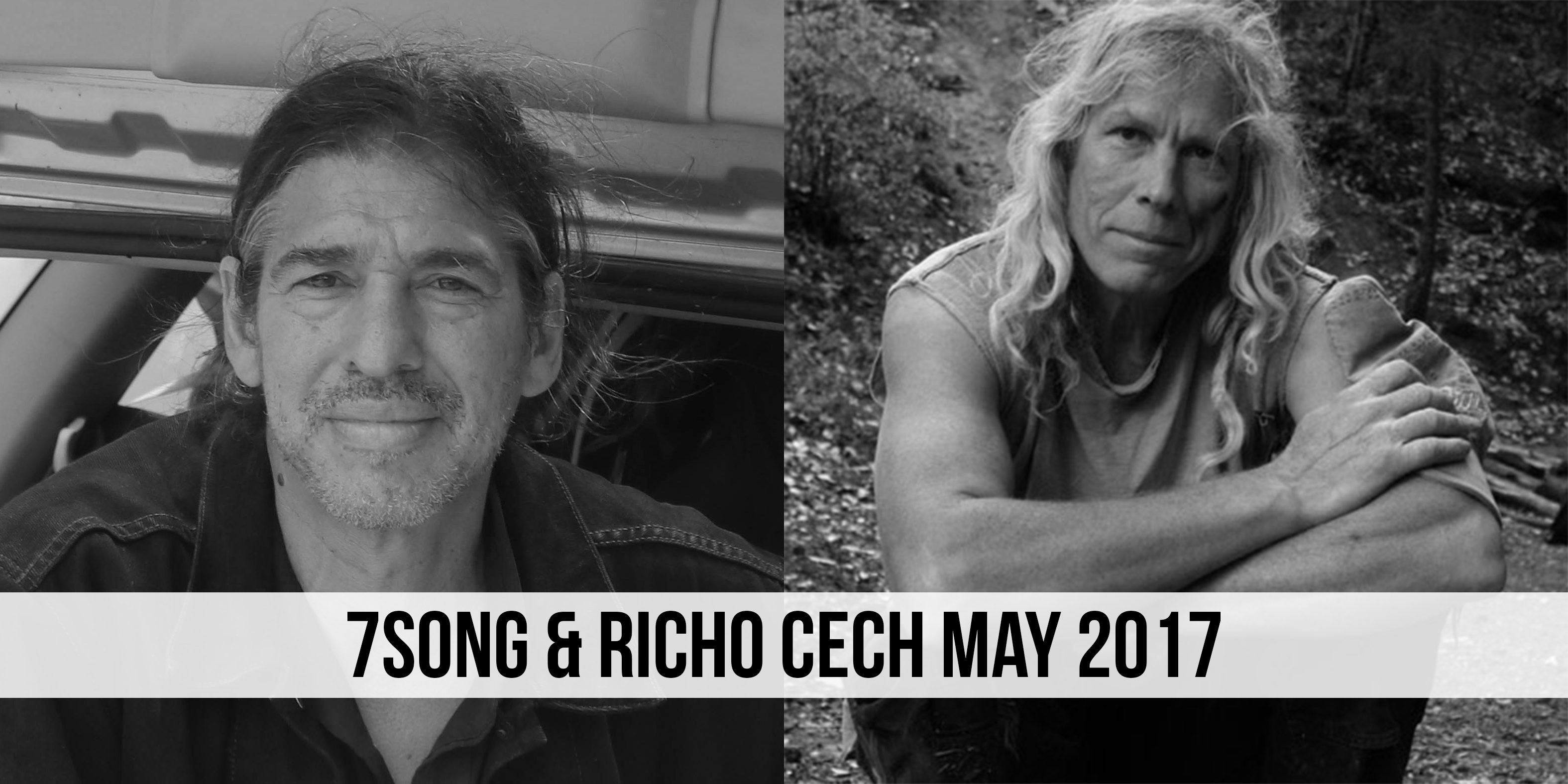 7Song & Richo Cech May 2017