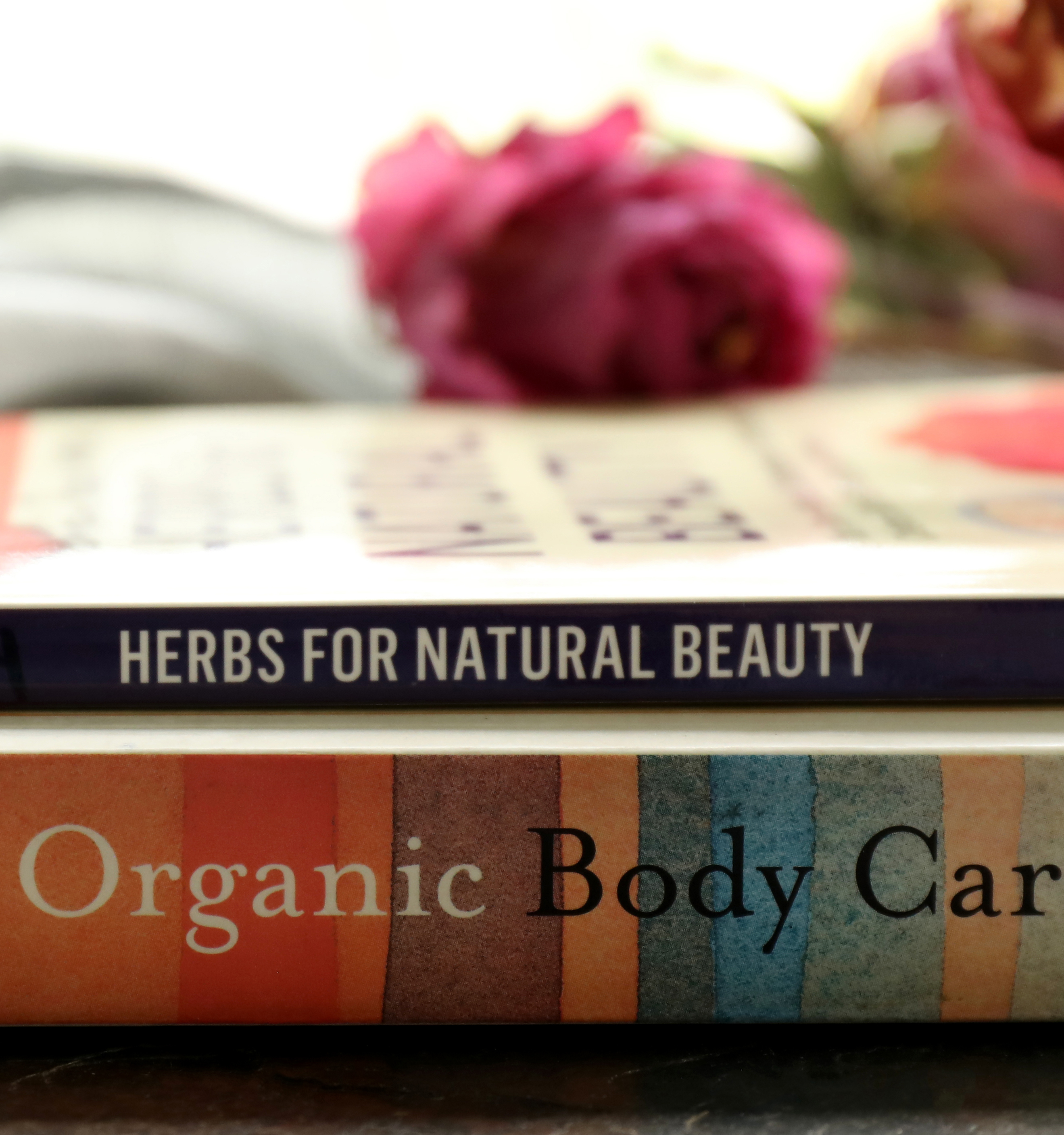 Body Care Books