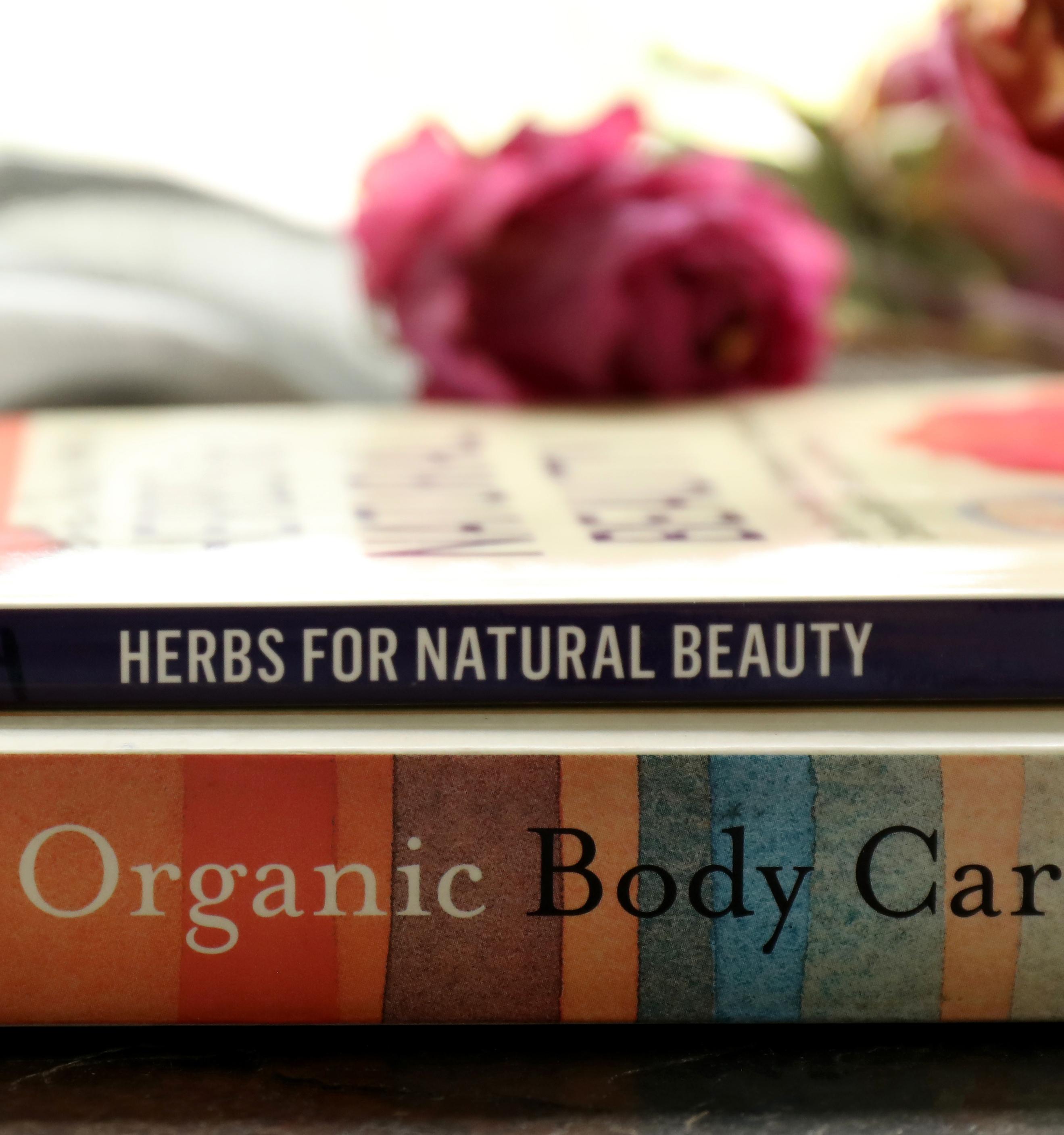 Body Care Books