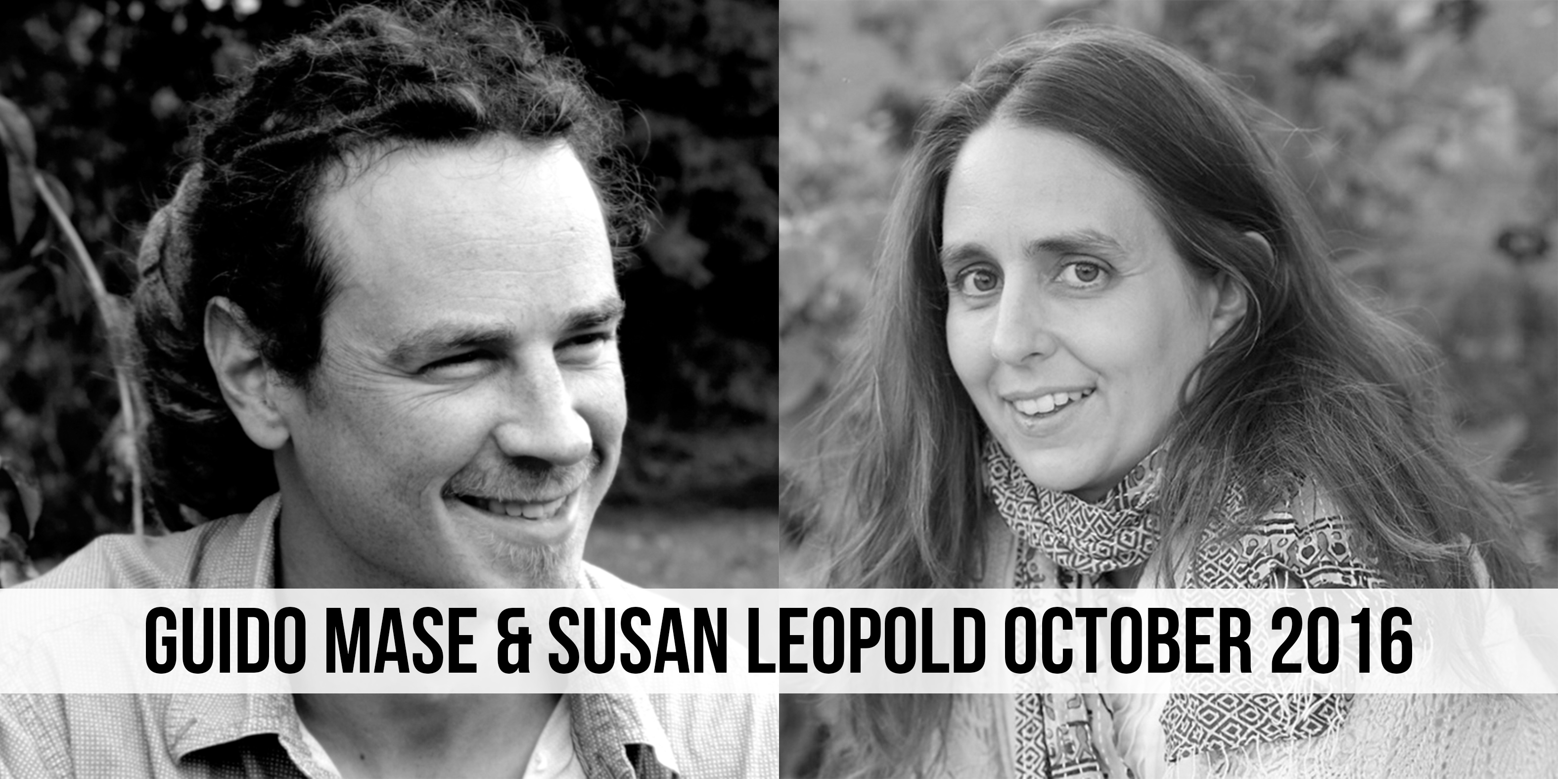 Guido Mase & Susan Leopold October 2016