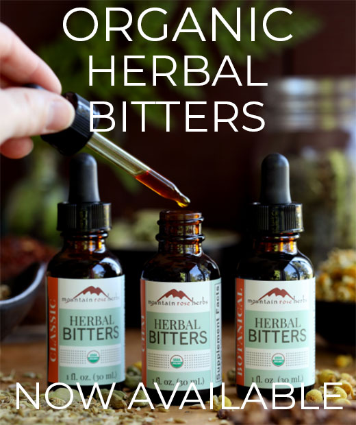 Herbal Bitters Essential Oils