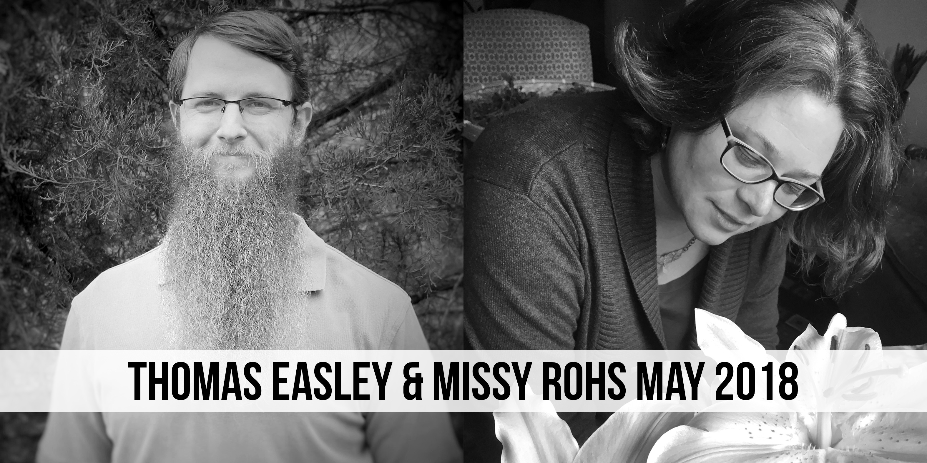 Thomas Easley & Missy Rohs May 2018