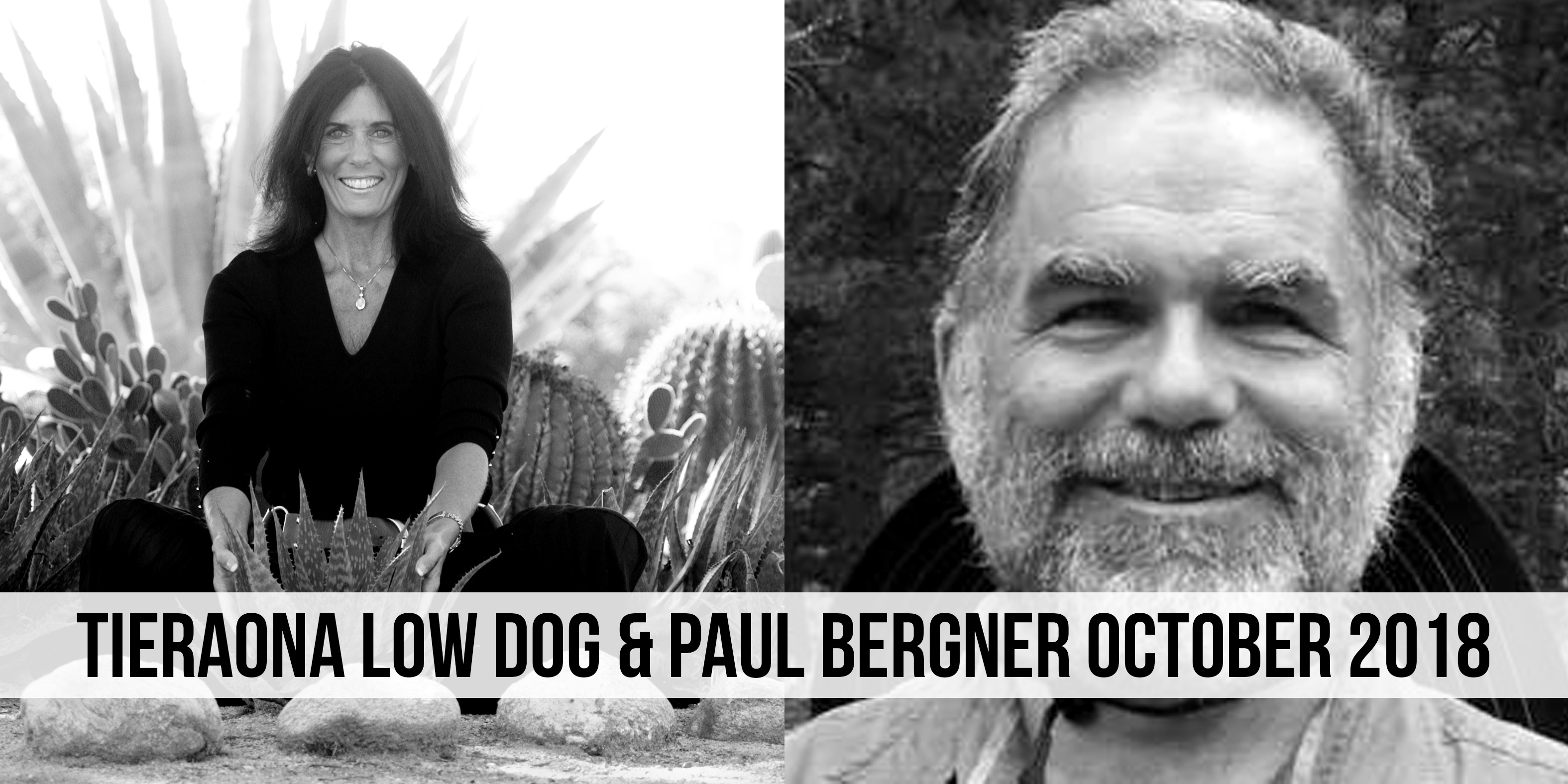 Tieraona Low Dog & Paul Bergner October 2018