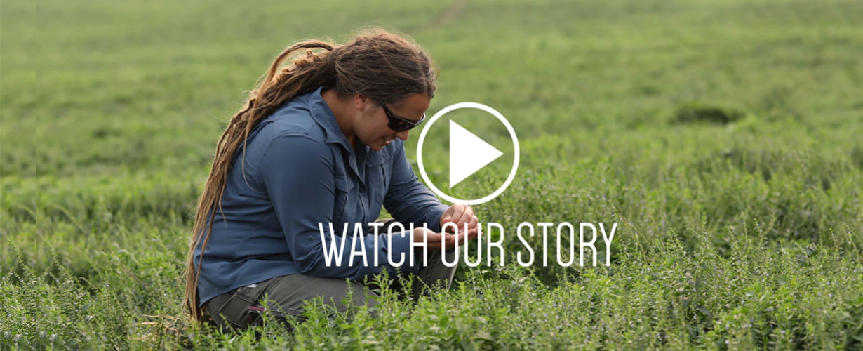Watch Our Story for For your health. And for the planet's health.For your health. And for the planet's health.