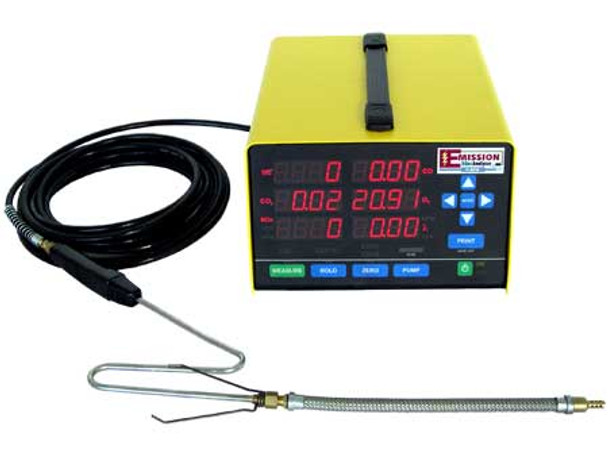 Emission 5 Gas Analyzer