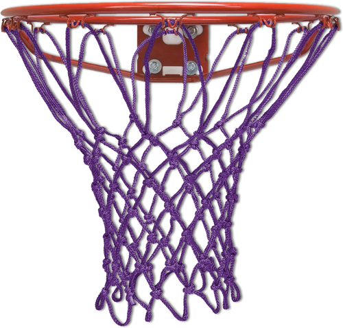 Krazy Netz Purple Basketball Net