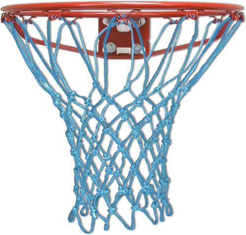 Krazy Netz Baby Blue Basketball Net