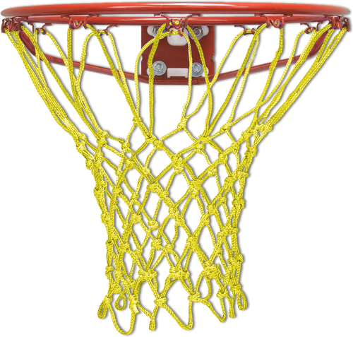 Krazy Netz Yellow Basketball Net