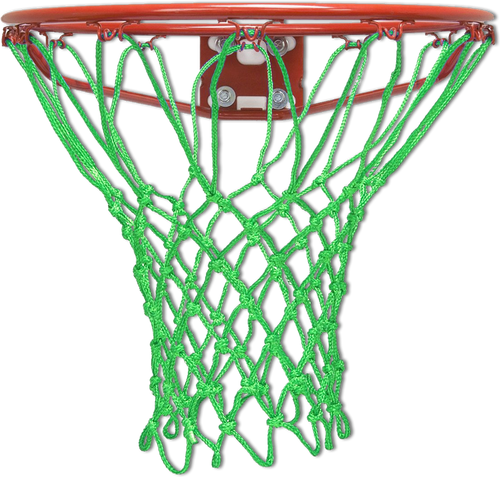 Krazy Netz Lime Green Basketball Net