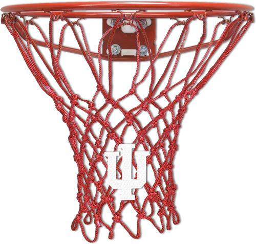 Indiana University Hoosiers Maroon Red Basketball Net