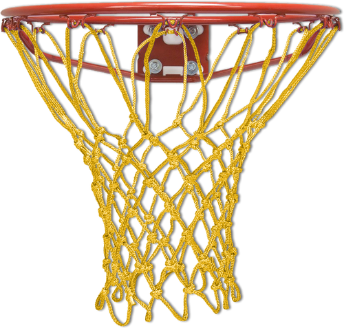 Krazy Netz Gold Basketball Net