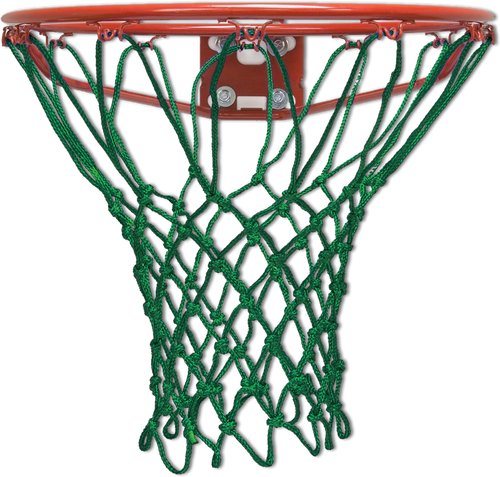 Krazy Netz Dark Green Basketball Net