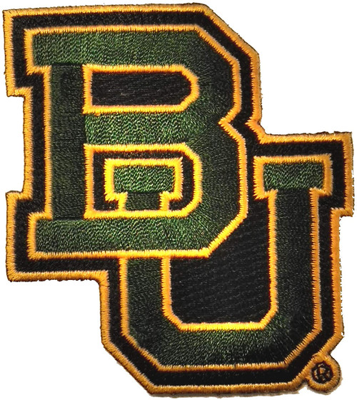 Baylor University Embroidered Patch