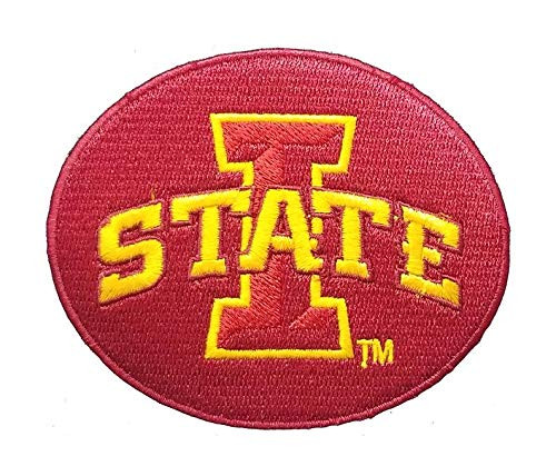 Iowa State University Cyclones Embroidered Patch