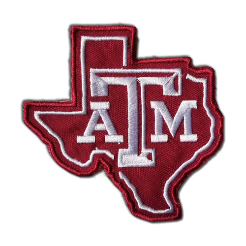 Texas A&M Aggies Embroidered Patch
