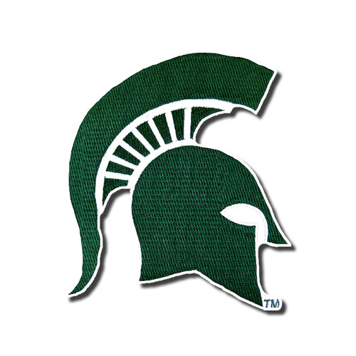 Michigan State University Spartans Embroidered Patch