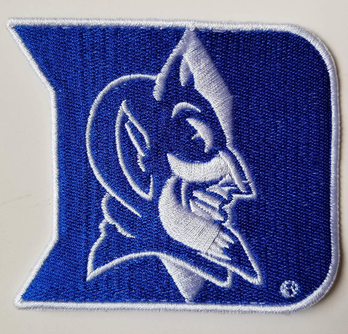 Duke University Blue Devils Embroidered Patch