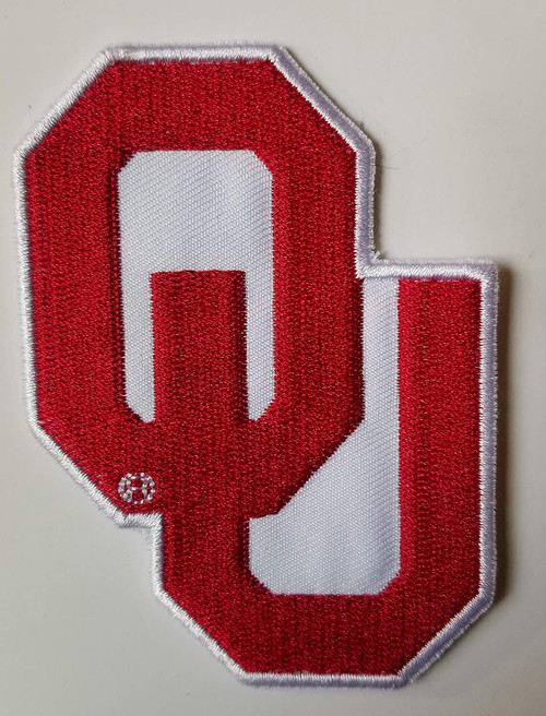 University of Oklahoma Sooners Embroidered Patch