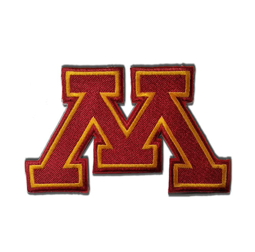 University of Minnesota Embroidered Patch