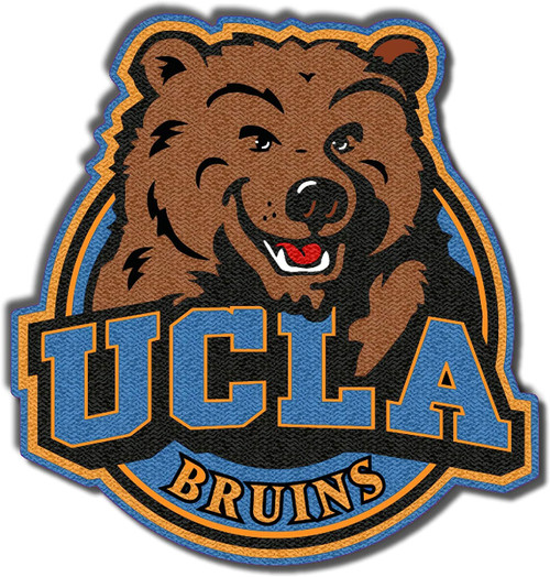 UCLA University of California Bruins Embroidered Patch