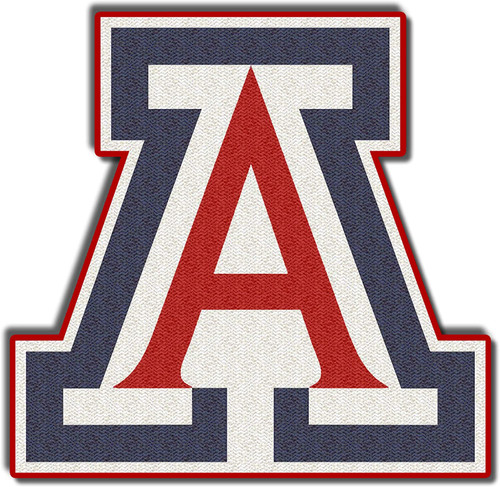 University of Arizona Wildcats Embroidered Patch