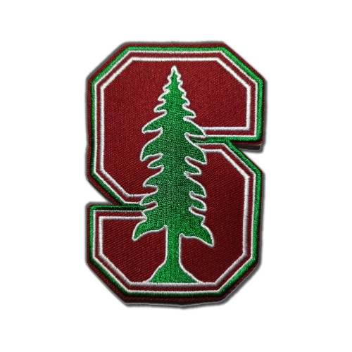 Stanford University Embroidered Patch