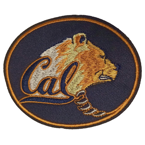 Cal bears patch