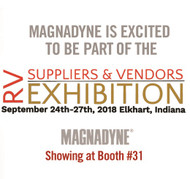 Magnadyne Heads to Elkhart's Suppliers & Vendors Exhibition