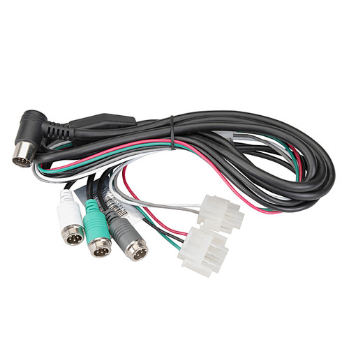 Magnadyne CAM-HAR-13MCO | Trigger and Camera Input harness - Full View