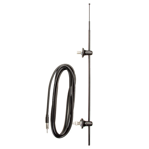 """Magnadyne TK60B   AM/FM Antenna with 120"""" Cable - Full View"""
