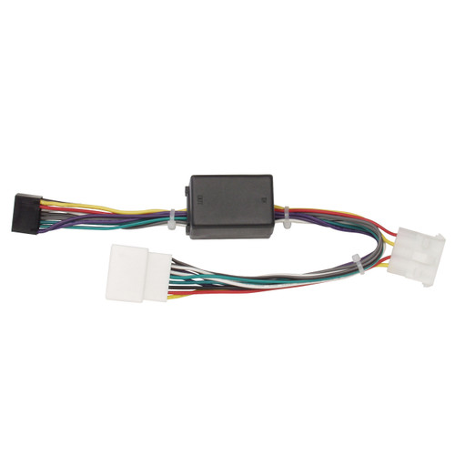 Magnadyne M9900FD-HAR05   Custom Ford Harness with Noise Filter and Power Port - Full View