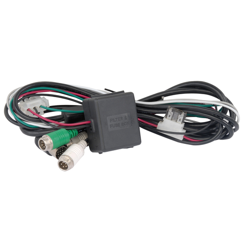 Magnadyne CAM-HAR-13WN | Power - Trigger and Camera Input Harness - Full View