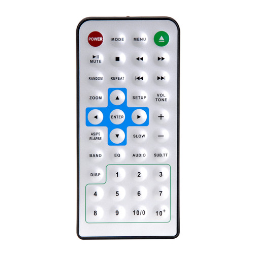Linear Series RC5060 | Replacement Remote for LS6050DVD/RV5060/RV5055  - Front View