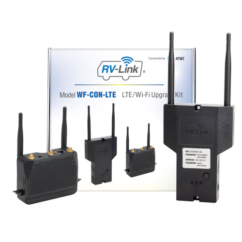 RV-Link WF-CON LTE Internet Extender for Recreational Vehicles