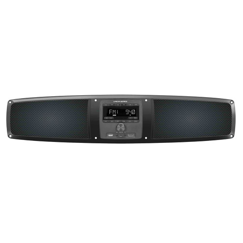 Linear Series RV3000SB AM/FM/BT/USB App controlled Soundbar