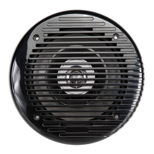 "AquaVibe WR6B-TT | Marine Waterproof 6 1/2"" 2-Way Speaker - Front View"