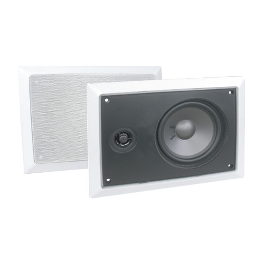 Magnadyne LS50PL | In-Wall Plate Speaker System - Front View