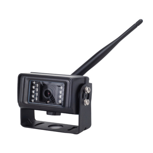 MobileVision CAM175-W   2.4 GHz Wireless Color CMOS Rear View Camera - 3/4 View