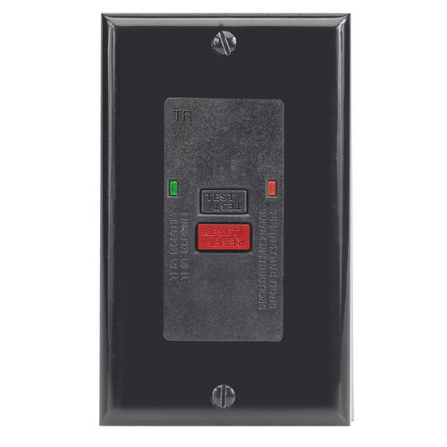 Magnadyne WC-100GFI | GFCI Receptacle Safety Power Outlet (No AC Outlets)