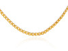 Gold Chains and Necklaces - Box Link Yellow Gold Chain 0.63 mm