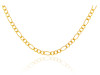 Gold Chains and Necklaces - Figaro Gold Chain 0.35 mm