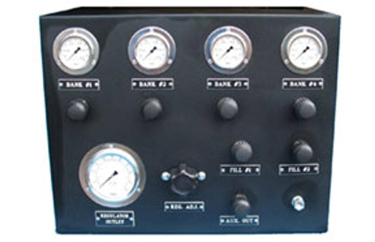 Cascade Control Panel - Horizontal