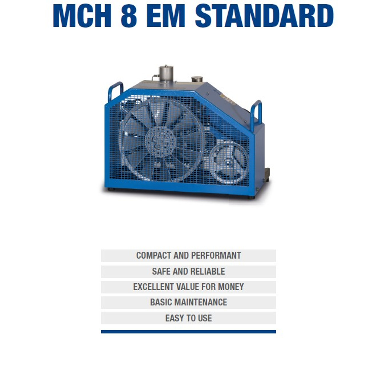 MCH 8 EM STANDARD