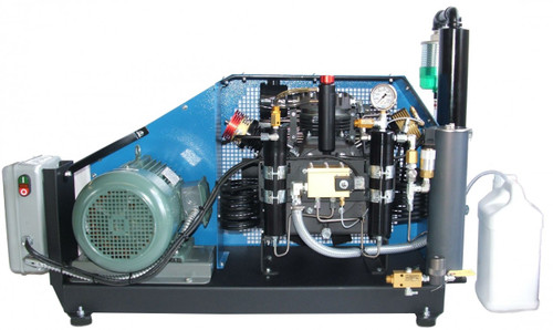 Open Frame A1000 Series Compressor 5000 - 6000 PSI
