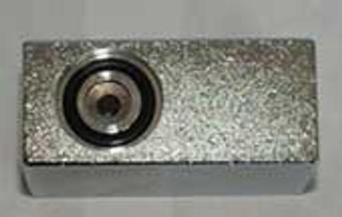 Scuba port convertor block