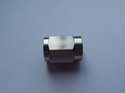CGA 347 wrench tight nut stainless steel