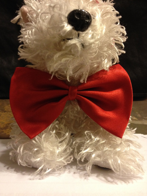 GK Pet Red bow tie