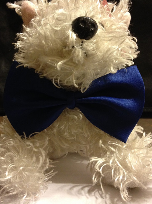 GK Pets Bow tie Navy Blue
